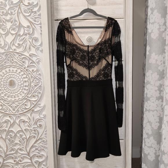 Lush Lace Dress